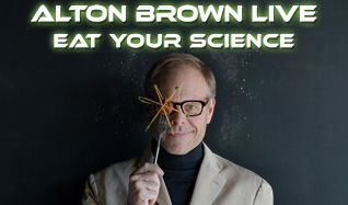 Alton Brown Live: Eat Your Science tickets at Arvest Bank Theatre at The Midland in Kansas City