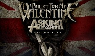 Bullet For My Valentine tickets at Arvest Bank Theatre at The Midland in Kansas City