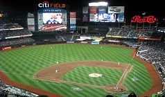 Atlanta Braves at New York Mets Tickets tickets at Citi Field, Flushing