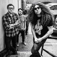 Coheed and Cambria tickets at Jannus Live, Saint Petersburg