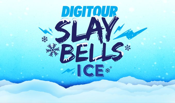 DigiTour Slaybells Ice tickets at Rams Head Live! in Baltimore