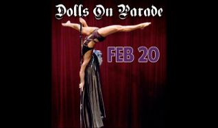 Dolls on Parade tickets at Mill City Nights in Minneapolis