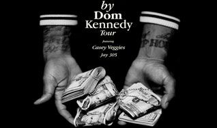 Dom Kennedy tickets at Gothic Theatre in Englewood