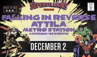 Falling In Reverse +  Attila tickets at Starland Ballroom in Sayreville