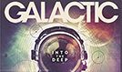 Galactic tickets at The Showbox in Seattle