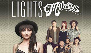 Lights & The Mowgli's tickets at Ogden Theatre in Denver
