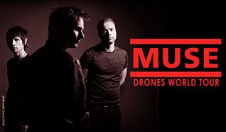 Muse tickets at Ericsson Globe, Stockholm