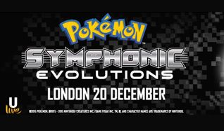 Pokémon Symphonic Evolutions tickets at Eventim Apollo in London