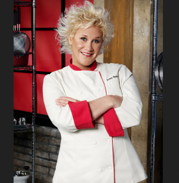 Celebrity chef Anne Burrell to appear at The State Theatre in Easton, Penn