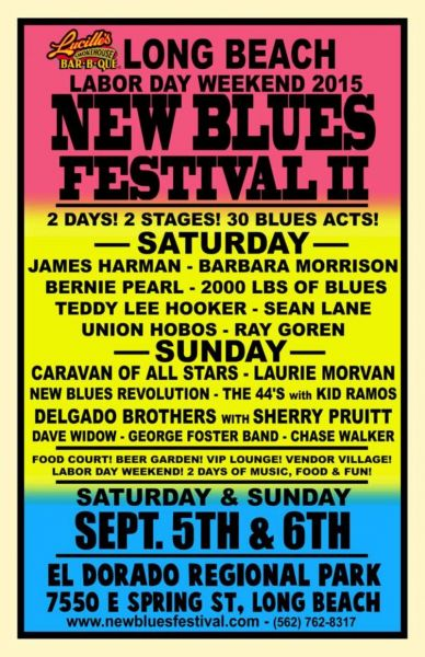 The New Blues Festival II