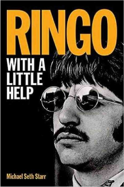 'Ringo: With a Little Help' book cover