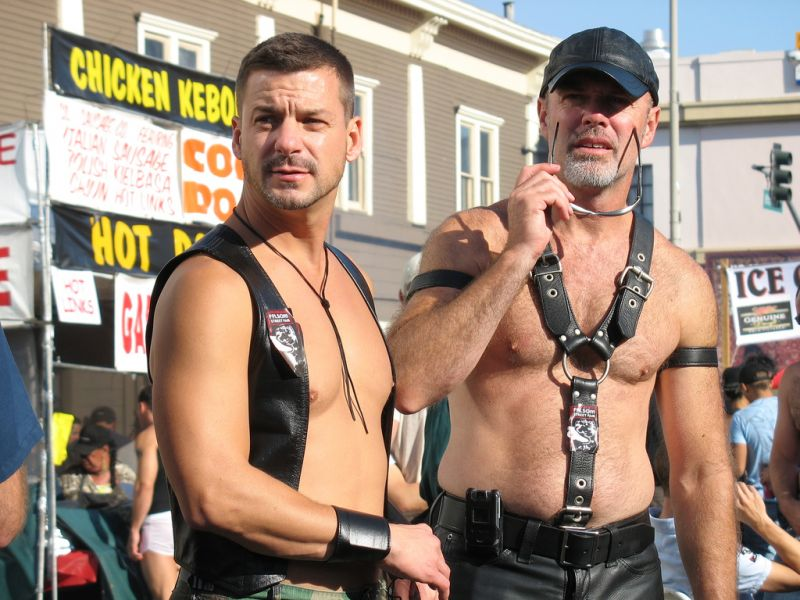 Folsom Street Fair, world's largest leather event, may attract 400,000