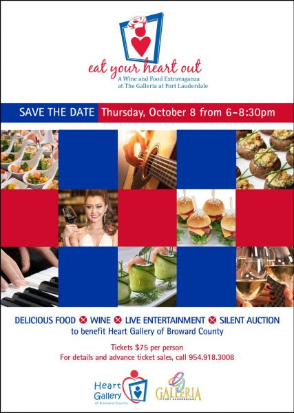 Time to enjoy gourmet cuisine, specialty beer and wine along with live entertainment at the annual 'Eat Your Heart Out' taking pla