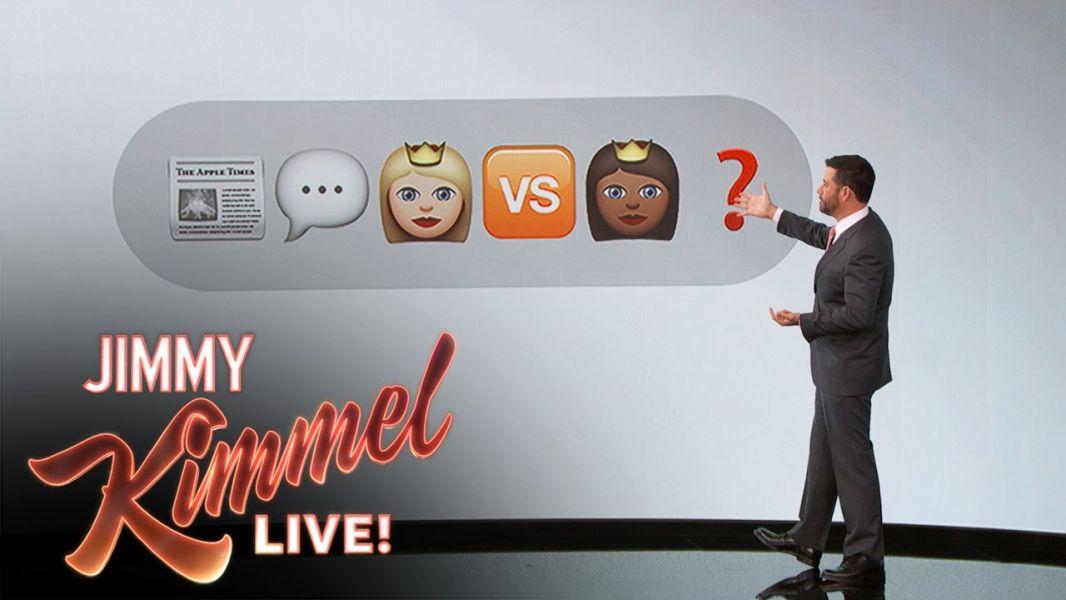 Watch: Jimmy Kimmel explains fight between Miley Cyrus and Nicki Minaj at VMAs