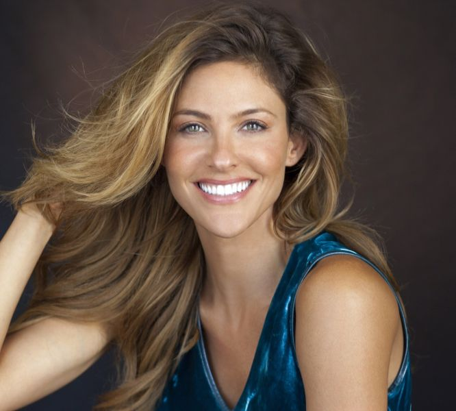 Actress Jill Wagner Discusses Skybar At Mondrian Event For Cancer Rese 66246 on Christmas Language Arts