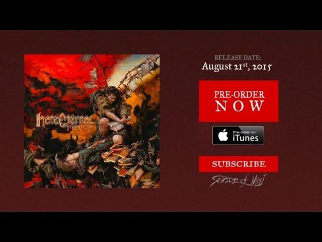 Hate Eternal announce the 'Infernus' tour