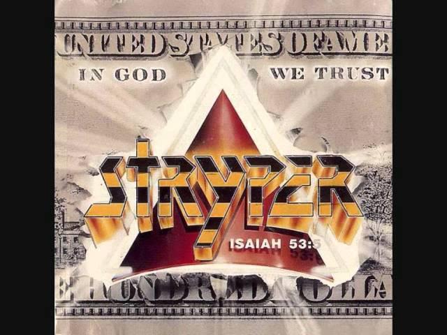 Michael Sweet speaks about the new Stryper album, 'Fallen'