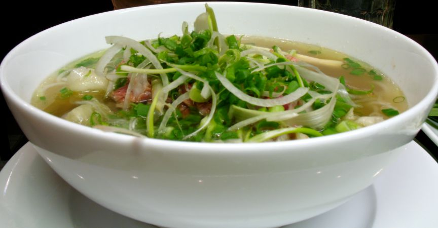 Saigon pho can be found in many San Antonio Vietnamese restaurants