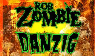 Rob Zombie & Danzig tickets at The Joint at Hard Rock Hotel & Casino Las Vegas in Las Vegas