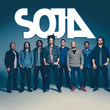 SOJA tickets at The NorVa, Norfolk