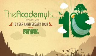 The Academy Is... tickets at The Regency Ballroom in San Francisco