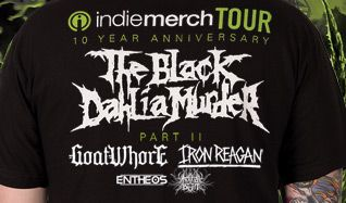 The Black Dahlia Murder tickets at Mill City Nights in Minneapolis