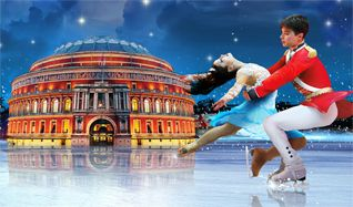The Nutcracker on Ice tickets at Royal Albert Hall in London