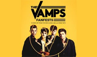 The Vamps - Fanfest 2015  tickets at indigo at The O2 in London