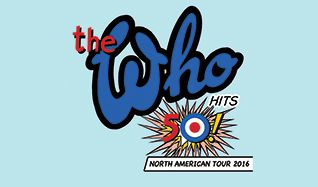 The Who tickets at The Colosseum at Caesars Palace in Las Vegas