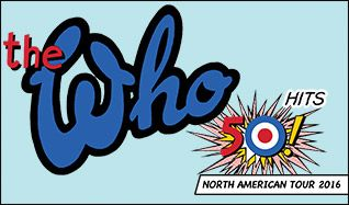 The Who tickets at Air Canada Centre, Toronto