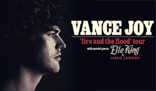 Vance Joy tickets at Arvest Bank Theatre at The Midland in Kansas City