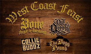 West Coast Feast tickets at The Joint at Hard Rock Hotel & Casino Las Vegas in Las Vegas