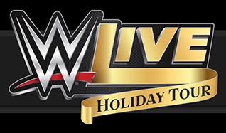 WWE Live Holiday Tour tickets at Sprint Center in Kansas City