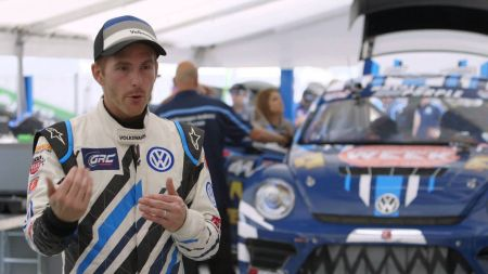Volkswagen Andretti clinches first Red Bull Global Rallycross championship