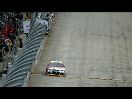 NASCAR: Johnson among four drivers eliminated as Harvick wins Dover