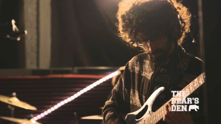 Video premiere: That One Eyed Kid performs 'Brother' at The Bear's Den