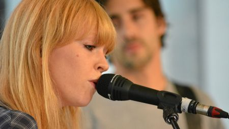 Lucy Rose is touring the UK and Ireland to promote her latest album