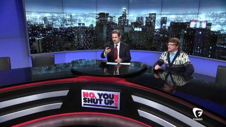 Paul F. Tompkins' 'No, You Shut Up!' renewed for a fourth season