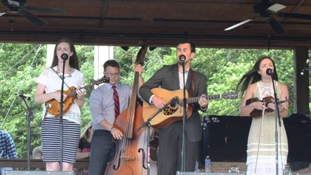 Raleigh's Wide Open Bluegrass Festival: Flatt Lonesome steals the show