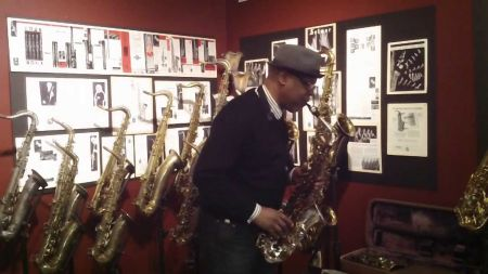 Greg Osby Quartet coming to the Blue Whale, Oct. 11