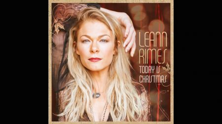 LeAnn Rimes 'Today is Christmas Tour' coming to Tacoma's Emerald Queen Casino