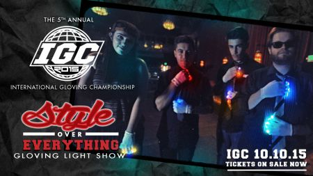 EmazingLights announces its fifth annual International Gloving Championship