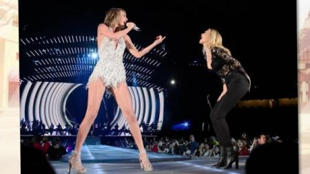 Taylor Swift to take a break after '1989' World Tour