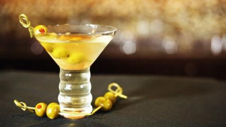 Experience the best martini bars in Las Vegas