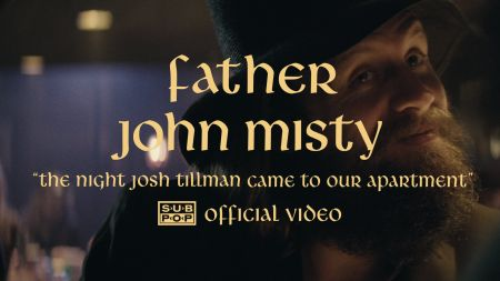 Father John Misty admits to trolling the internet media