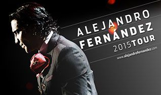 Alejandro Fernández tickets at Microsoft Theater (formerly Nokia Theatre L.A. LIVE) in Los Angeles