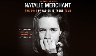 An Evening with Natalie Merchant tickets at The Warfield in San Francisco