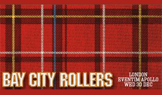 Bay City Rollers tickets at Eventim Apollo in London