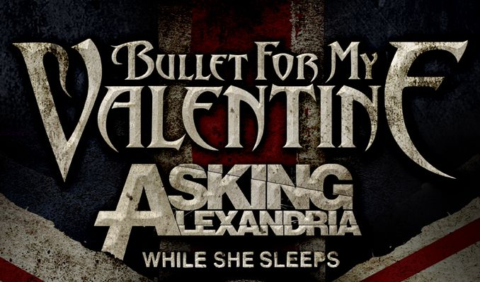 Bullet For My Valentine tickets at PlayStation Theater in New York