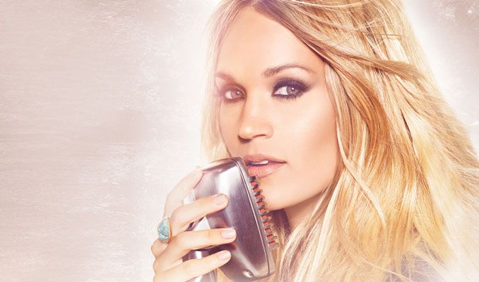 Carrie Underwood tickets at John Paul Jones Arena, Charlottesville